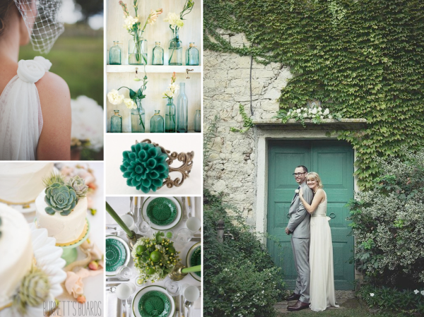 emerald-wedding-inspiration-board