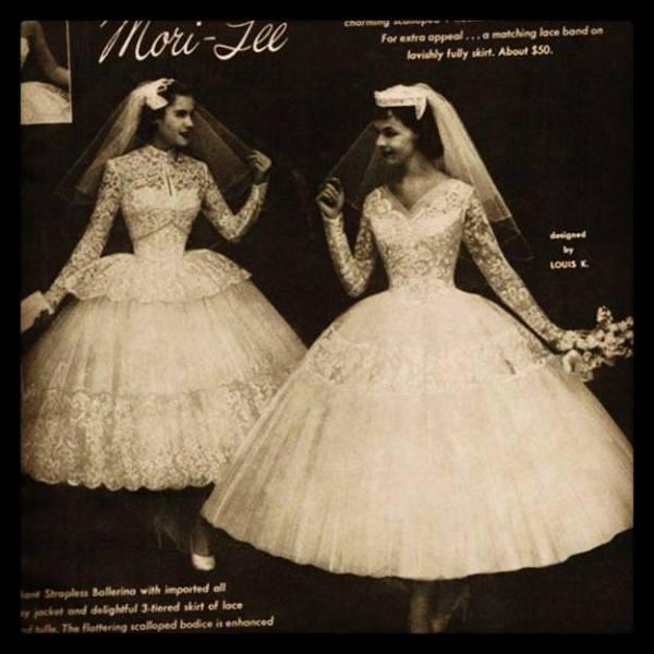 Vintage Mori Lee